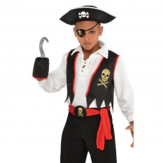 Pirate's Treasure Party Supplies - Pirate Kit