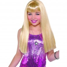 Hollywood Little Diva Wig Head Accessorie