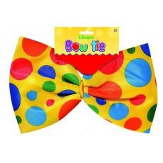 Big Top Clown Bow Tie Costume Accessorie