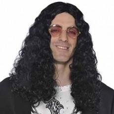Disco & 70's DJ Wannabe Wig Head Accessorie