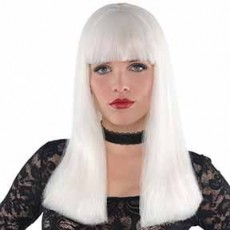 Gods & Goddesses Party Supplies - Electra Glow in the Dark Wig