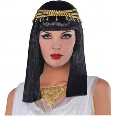 Gods & Goddesses Party Supplies - Egyptian Queen Wig