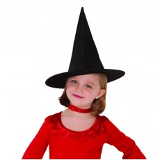 Halloween Black Classic Witch Hat Head Accessorie