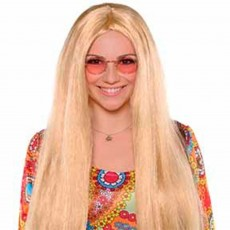 Feeling Groovy & 60's Party Supplies - Sunshine Day Wig