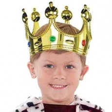 Princess Party Supplies - Jewelled Crown