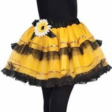 Fairies Bumblebee Fairy Tutu Girls Costume
