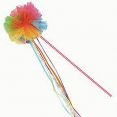 Fairies Rainbow Fairy Wand Costume Accessorie
