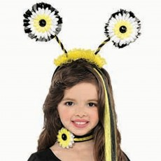 Fairies Bumblebee Fairy Headbopper Costume Accessorie