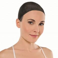 Black Cap Wig ii Head Accessorie