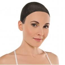 Black Cap Wig Head Accessorie