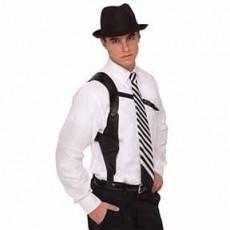 Roaring 20's Gun Holster Holder Costume Accessorie