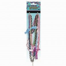 Awesome 80's Party Supplies - Multi Chain Necklace