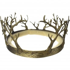 Brown Crown of Branches Tiara