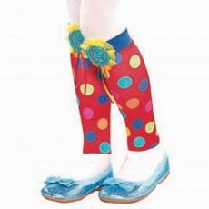 Fairies Party Supplies - Child Costume Lollipop Fairy Leg Warmers