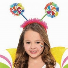 Fairies Lollipop Fairy Deluxe Headbopper Costume Accessorie