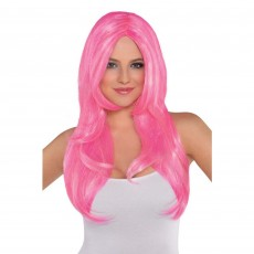 Pink Candy Wig Head Accessorie