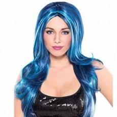 Blue Candy Wig II Head Accessorie