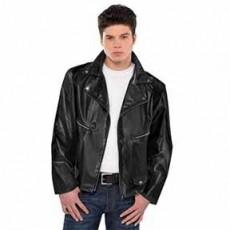Rock n Roll Greaser Jacket Adult Costume Adult Standard Size