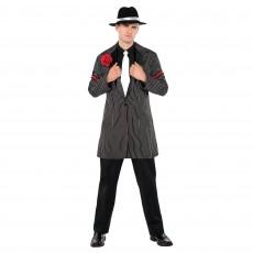 Great 1920's Zoot Suit Jacket Adult Costume Adult Standard Size