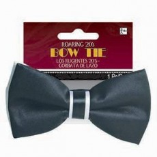 Great 1920's Party Supplies - Bow Tie