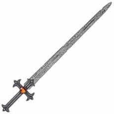 Gods & Goddesses Deluxe Crusader Sword Weapon Accessorie