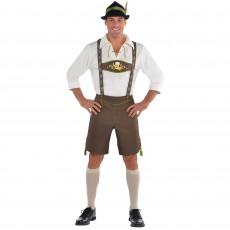 Mr Oktoberfest Men Costume - Standard Size