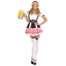 Oktobermiss Women Costume - Size 8-10