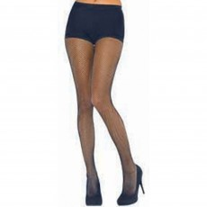 Great 1920's Black Fishnet Stockings Costume Accessorie