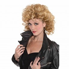 Rock n Roll Sexy Sandy Wig Head Accessorie