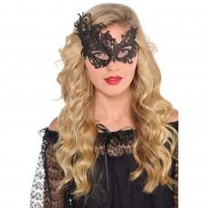 Black Lace Mask ii Head Accessorie