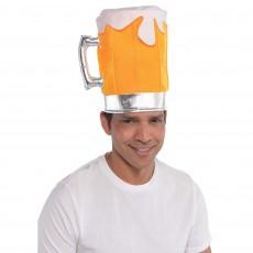 Oktoberfest Party Supplies - Beer Mug Hat