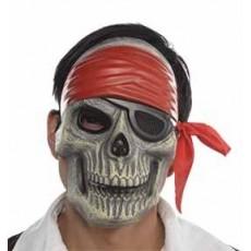 Pirate Skull Mask Head Accessorie