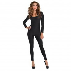 Black Catsuit Adult Costume