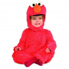 Sesame Street Elmo Boy Child Costume