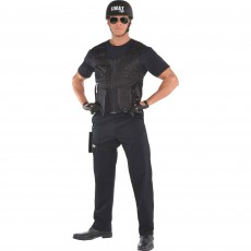 Careers Party Supplies - S.W.A.T VesT