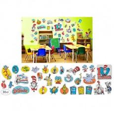 Dr Seuss Cutouts Pack of 30
