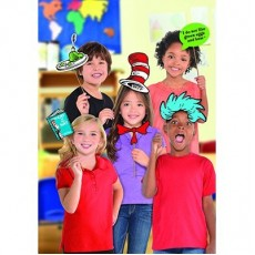 Dr Seuss Photo Props Pack of 13