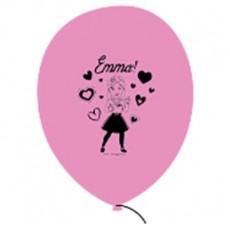 Teardrop The Wiggles Emma Emma! Latex Balloon 30cm