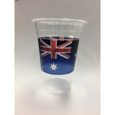 Australia Day Plastic Cups