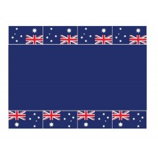 Australia Day Table Cover