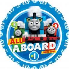 Round Thomas & Friends All Aboard Pinatas