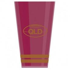 State of Origin QLD Tumbler Plastic Glass 591ml