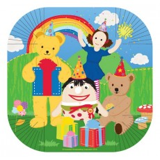 Play School Lunch Plates