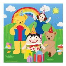 Play School Lunch Napkins