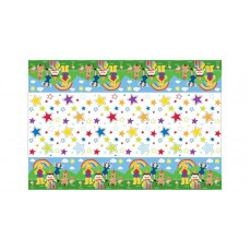 Play School Plastic Table Cover