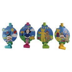 Play School Blowouts 13cm Pack of 8