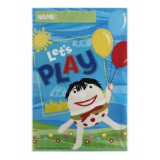 Play School Folded Loot Favour Bags