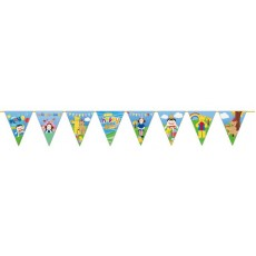 Play School Flag Pennant Banner
