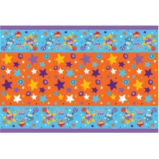 Giggle & Hoot Plastic Table Cover 1.3m x 2.4m