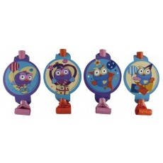 Giggle & Hoot Blowouts 13cm Pack of 8